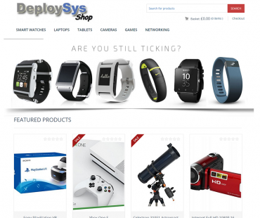 Smart Tech Shop